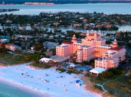 The Don CeSar, hotel in St Pete Beach