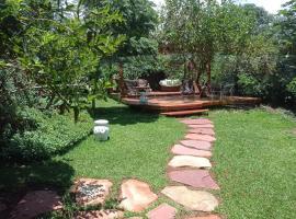 Pousada Alfa e Ômega, hotel em Alto Paraíso de Goiás