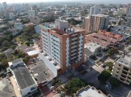 EDIFICIO PETRUS LURA, apartamento en Barranquilla