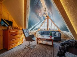 Willa Pod Niebem – hotel w pobliżu miejsca Gubałówka w Zakopanem