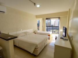 IKA Apart Hotel, apartament a Brasília