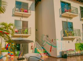 Casa Maria Hotel Boutique & Gallery Adults Only, hotel en Puerto Vallarta