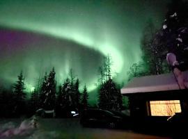 Lapin Paradise, mökki Rovaniemellä