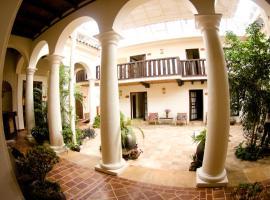 Hotel Casa Selah, hotel in San Cristóbal de Las Casas