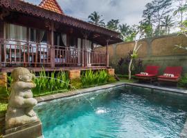 Tirta Jenar Villas, hotel in Tegalalang