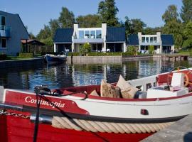 Amsterdam / Loosdrecht Rien van den Broeke Village, hotel in Loosdrecht