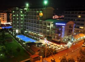 Grand Atilla Otel, hotel in Alanya