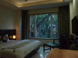 Hotel Sopan Heights, hotel en Nueva Delhi