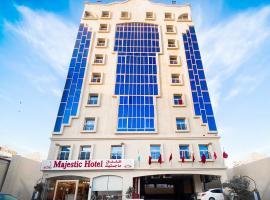 Majestic Hotel, hotel near Hamad International Airport - DOH, Doha