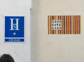 Casa de las Especias, hotel en Sanlúcar de Barrameda