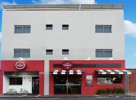 Hotel Maraja, hotel in Uberlândia