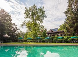 Park Hotel Principe, отель в Лугано