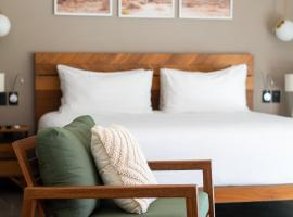 San Trópico Petit Hotel & Peaceful Escape, hotel en Puerto Vallarta