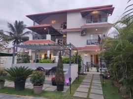 Elegant holiday homes Coorg, country house in Madikeri