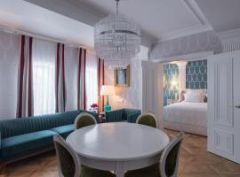 """PRESIDENTIAL SUITE """"АСТОРИЯ-ЗОЛОТОЕ КОЛЬЦО"""" Collection by Suzdal, hotel in Suzdal"""