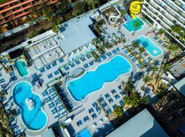 Spring Hotel Bitácora, отель в городе Плайя-де-лаc-Америкас