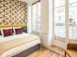 Belleville luxe, hotel in Paris