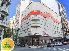 Hotel Express Centro Histórico, hotel near Renascenca Theatre, Porto Alegre