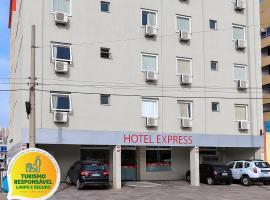 Hotel Express Terminal Tur, hotel em Porto Alegre