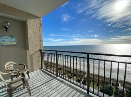 Ocean Forest Plaza Penthouse 2309 by Palmetto Vacations, villa in Myrtle Beach