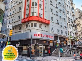 Hotel Express Savoy Centro Histórico, hotel near Porto Alegre Country Club, Porto Alegre