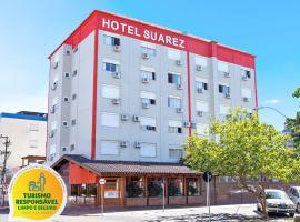 Hotel Suárez Campo Bom, hotel in Campo Bom