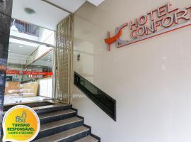 Hotel Express Confort, room in São Leopoldo