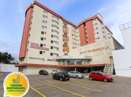 Hotel Metropolitan Canoas, hotel near Sesi Theatre, Canoas