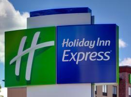 Holiday Inn Express & Suites Monterrey Valle, an IHG Hotel, hotel en Monterrey