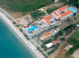 Zefiros Beach Hotel, hotel in Pythagoreio