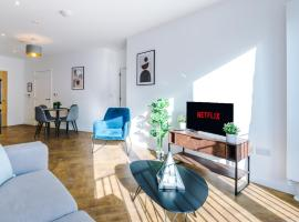 Hilltop Serviced Apartments - Ancoats, apartment in Manchester