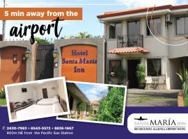 Hotel Santa Maria Inn, hotel in Alajuela