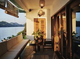Ock Pop Tok Mekong Villa, hotel in Luang Prabang