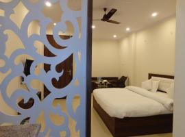 Rukmani Inn, отель в Вриндаване