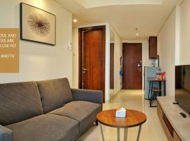 Lovina 1615 at Pollux Meisterstadt, apartment in Batam Center