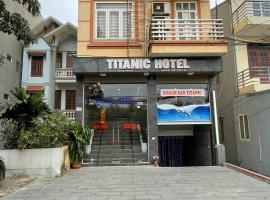 TITANIC HOTEL, hotel near Noi Bai International Airport - HAN, Hanoi