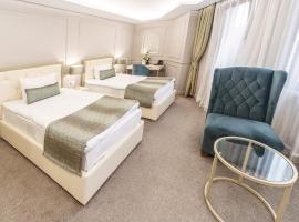 Monte Vedetta, hotel in Sliven