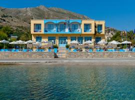 Pedi Beach Hotel, hotel in Symi