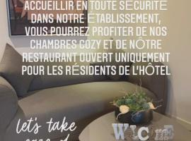 Chez Maman Hotel & Restaurant, hotel in Geneva