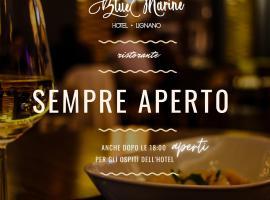 Hotel Blue Marine, hotel poblíž významného místa Golfový klub Lignano, Lignano Sabbiadoro