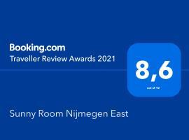 Sunny Room Nijmegen East, B&B in Nijmegen