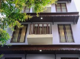 Aiswariyam Residency, hotel near Pondicherry Airport - PNY, Pondicherry