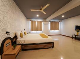 The Treat Hotel, hotel in Madgaon