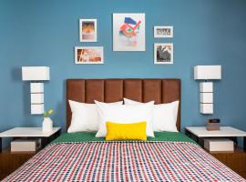 Uptown Suites Extended Stay Charlotte/ Concord, hotel in Concord