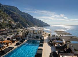Hotel Villa Franca, hotel in Positano