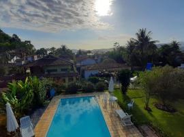 POUSADA RECANTO DA LADEIRA, family hotel in Paraty