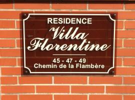 Les Florentines, maison de vacances à Toulouse