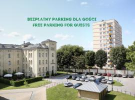 Dom Muzyka, apartment in Gdańsk
