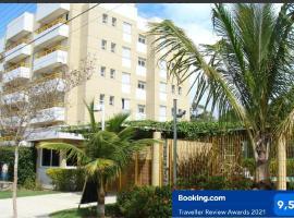 Apartamento - Jd São Lourenço - Bertioga - Praia da Riviera, apartment in Bertioga
