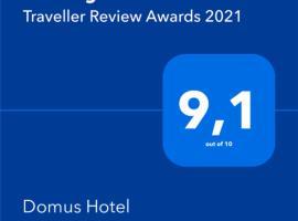 Domus Hotel, hotel in Luxemburg